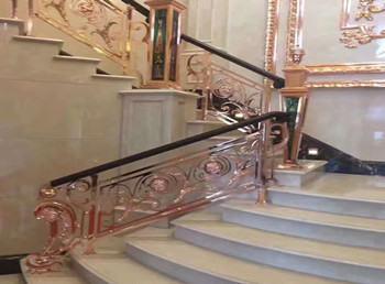 至尊铜楼梯